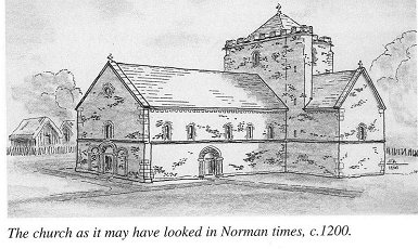 Norman-church