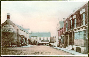 High Street (Now part of Market Place)